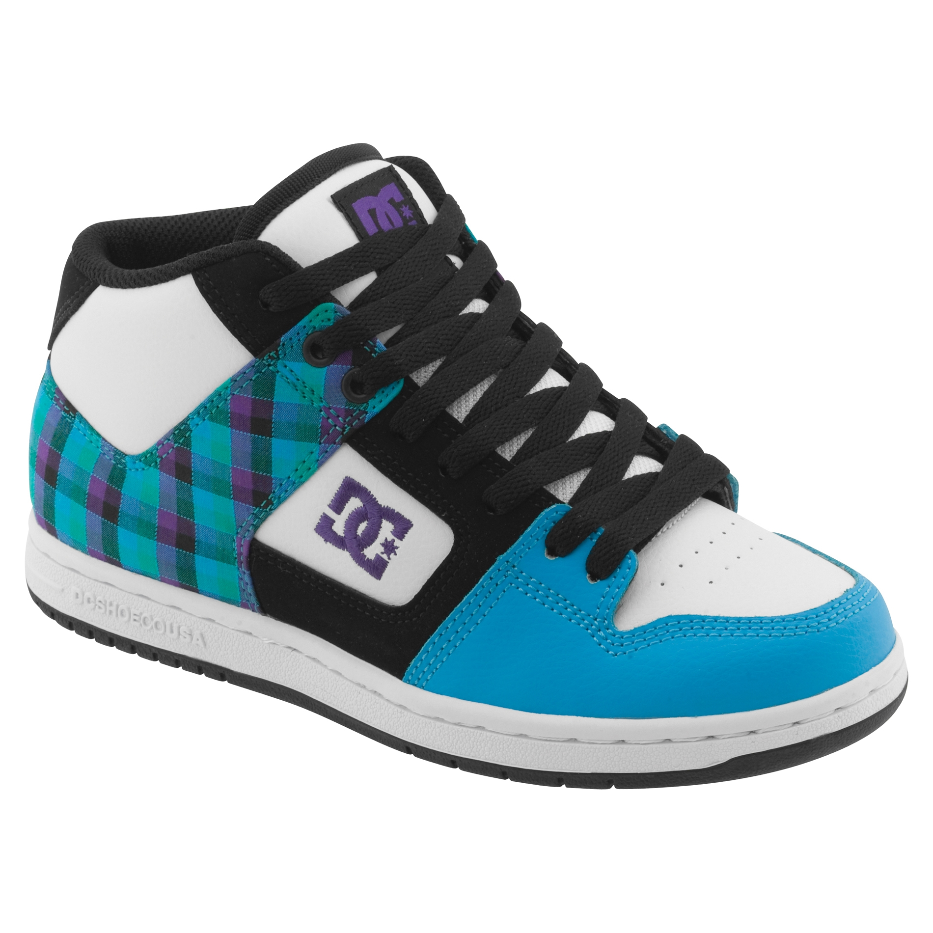 dc shoes manteca 2 turquoise