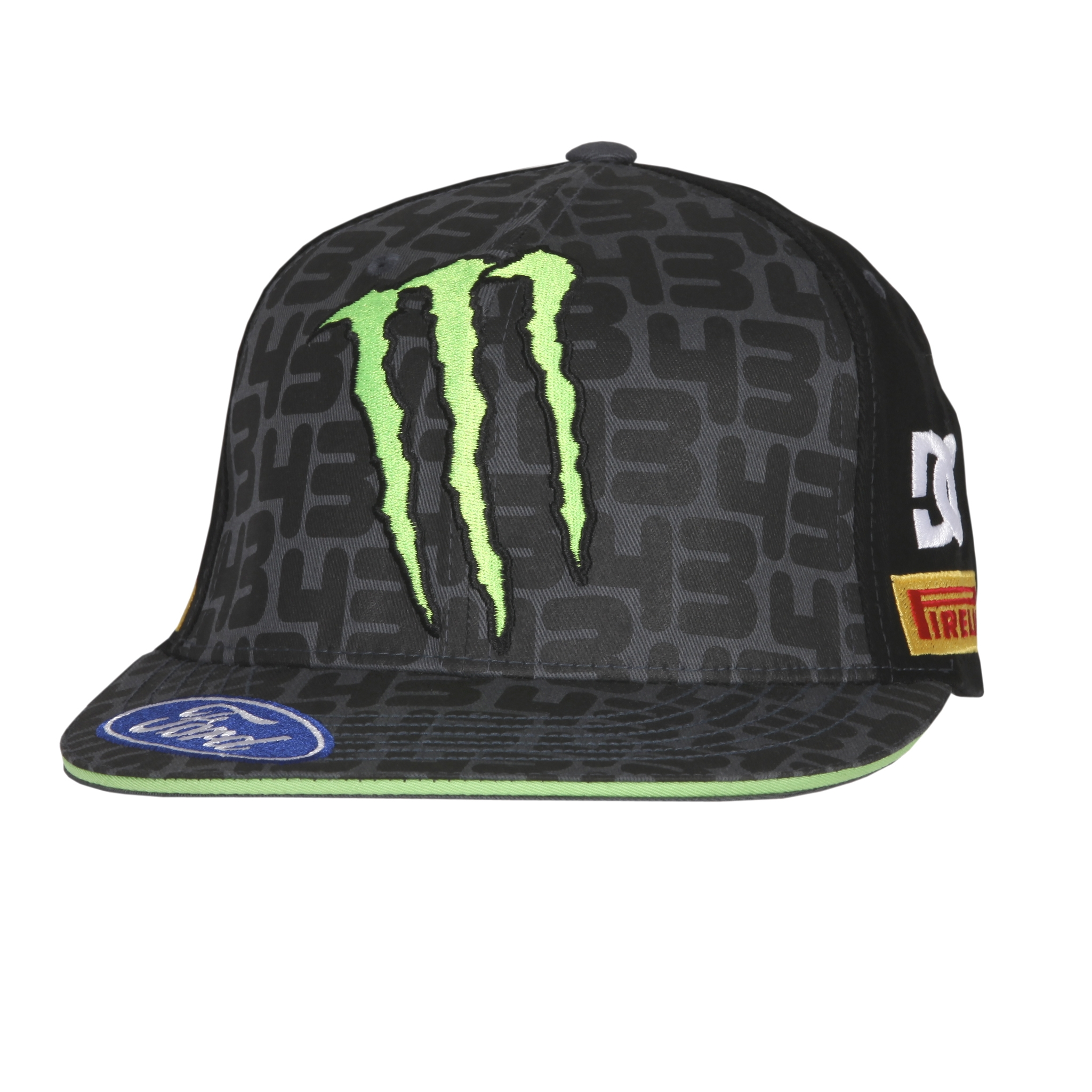 DC SHOES KEN BLOCK 43 MONSTER
