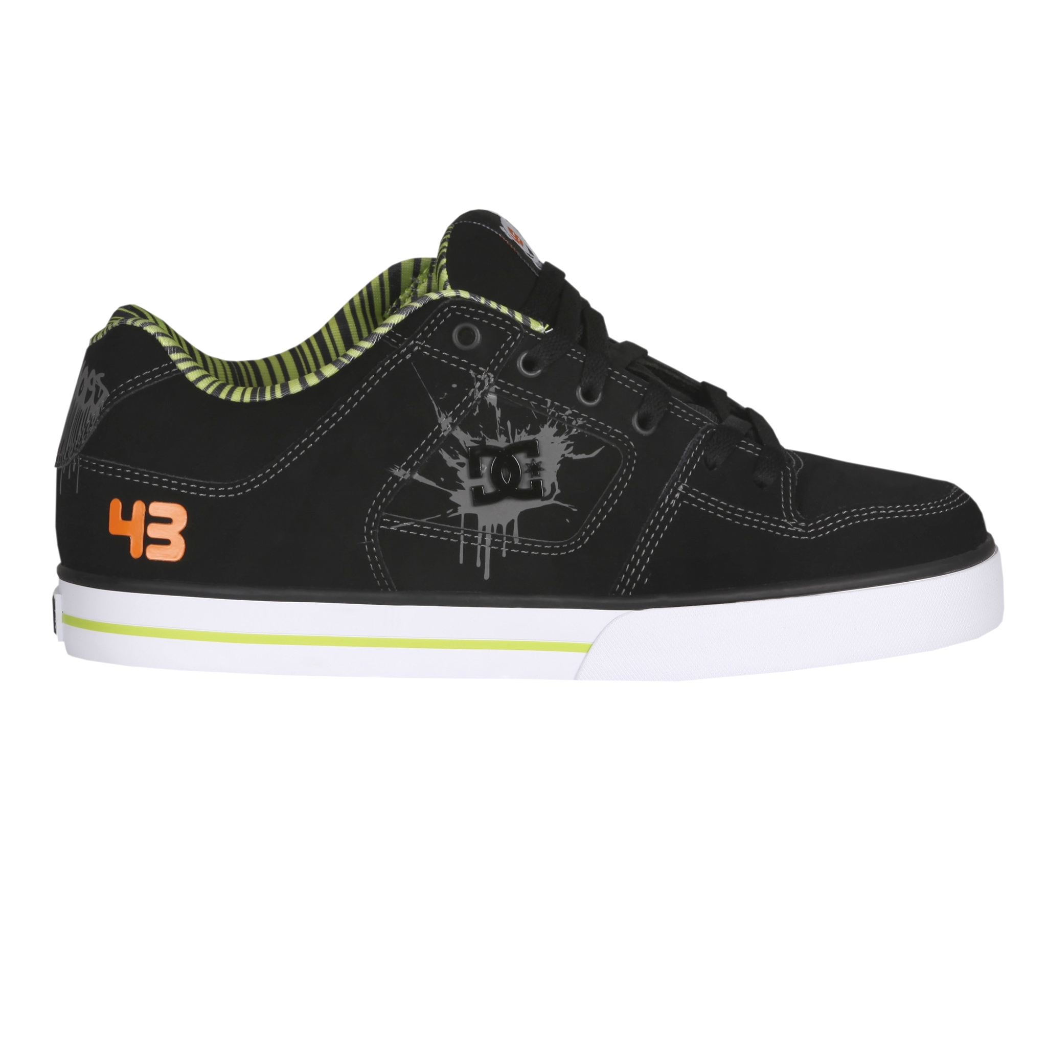 71335 DC SHOES Chaussures PURE SLIM Noir3 So, like I said, you are getting on a new band for not a lot of money  but ...