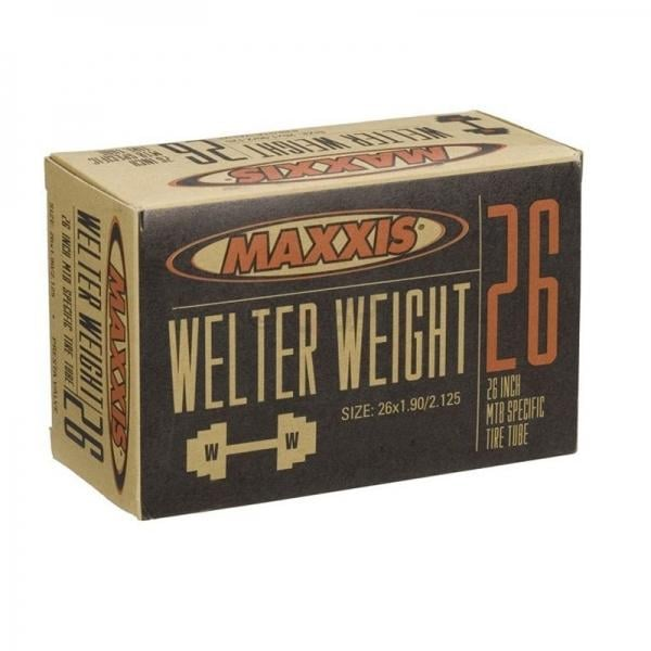 Maxxis welter weight inner tube butyl for Chambre a air 26x1 5