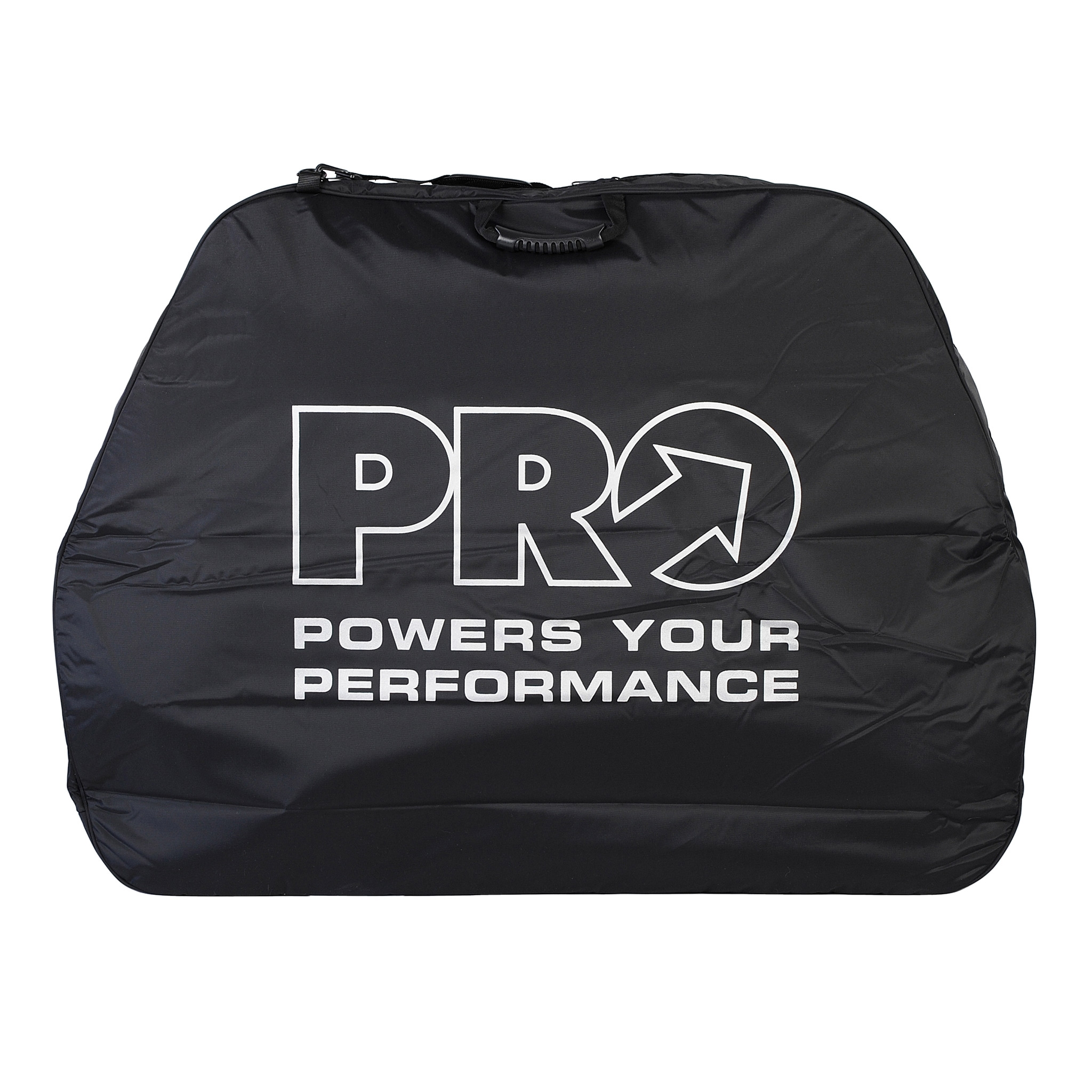Pro full bike transport case probikeshop for Housse transport velo